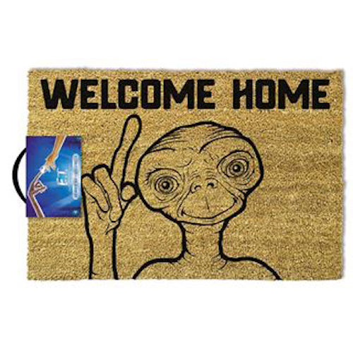 E.T. Welcome Home Doormat | Cookie Jar - Home of the Coolest Gifts, Toys & Collectables