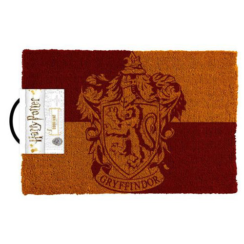 Harry Potter - Gryffindor Crest Doormat | Cookie Jar - Home of the Coolest Gifts, Toys & Collectables