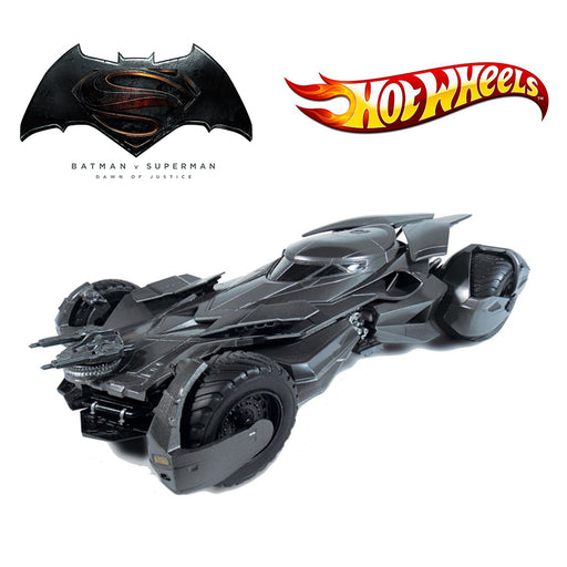 1:18 Scale - Hot Wheels Elite - Batman Vs Superman Batmobile Diecast Model | Cookie Jar - Home of the Coolest Gifts, Toys & Collectables
