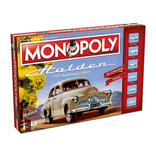Monopoly - Holden Heritage Edition | Cookie Jar - Home of the Coolest Gifts, Toys & Collectables