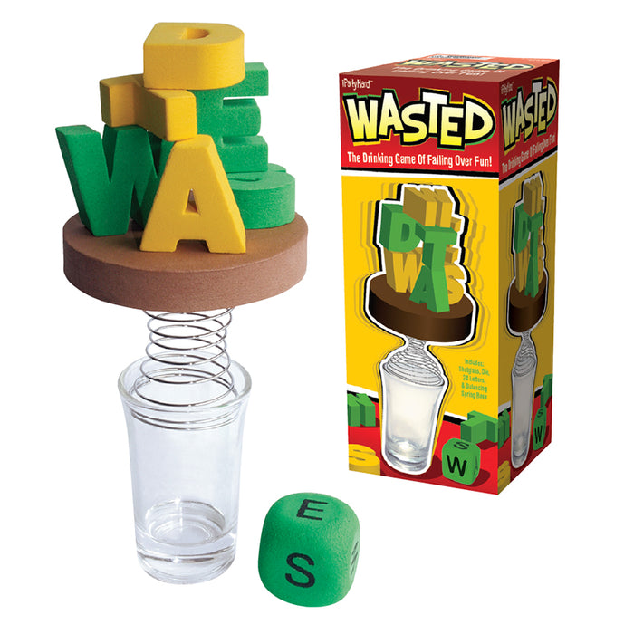 iPartyHard - Wasted Drinking Game | Cookie Jar - Home of the Coolest Gifts, Toys & Collectables