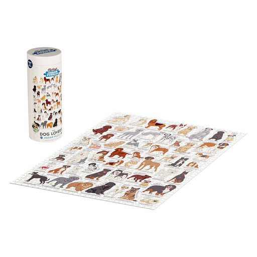 Ridley's Dog Lovers 1000pc Puzzle