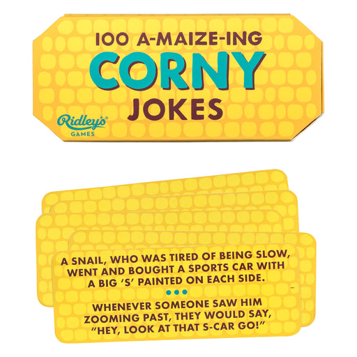 Ridley's 100 Corny Jokes | Cookie Jar - Home of the Coolest Gifts, Toys & Collectables