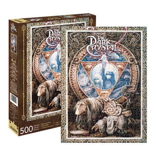 Dark Crystal 500pc Puzzle | Cookie Jar - Home of the Coolest Gifts, Toys & Collectables