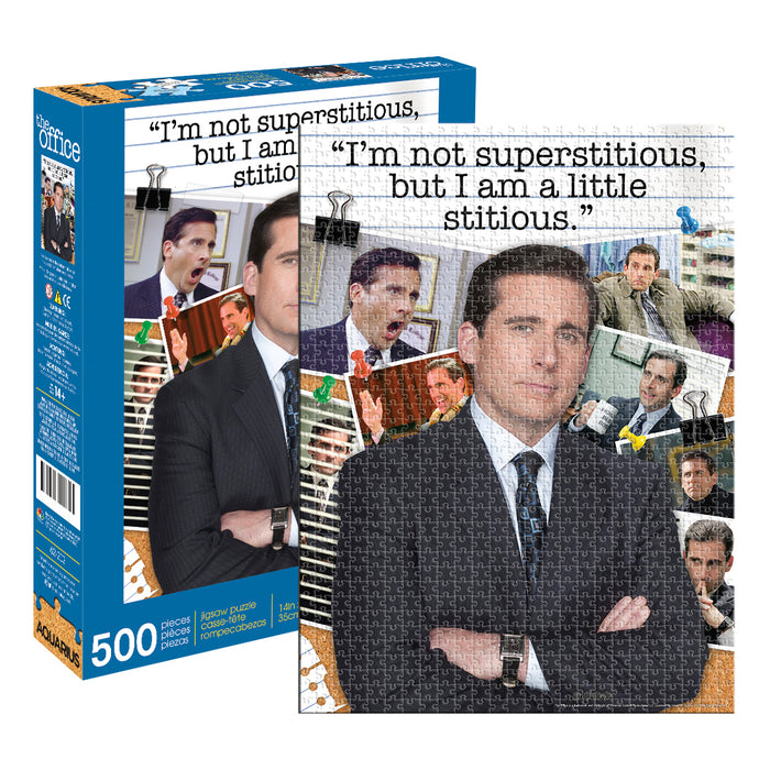 The Office - Michael Scott Quote 500pc Puzzle
