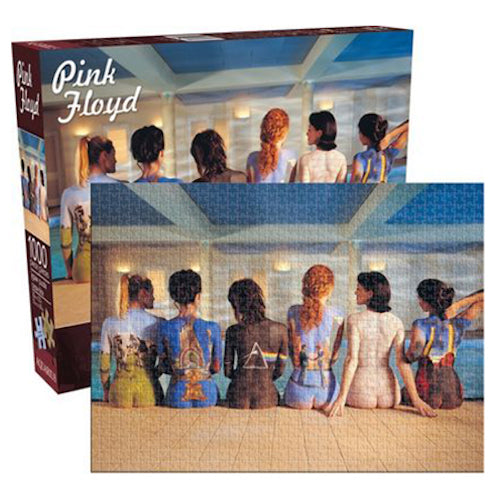 Pink Floyd - Back Art 1000pc Puzzle | Cookie Jar - Home of the Coolest Gifts, Toys & Collectables