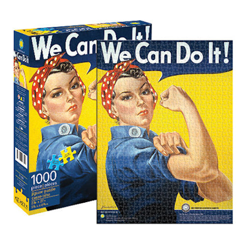 Smithsonian - Rosie Riveter 1000pc Puzzle