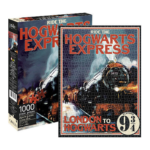 Harry Potter - Hogwart's Express 1000pc Puzzle | Cookie Jar - Home of the Coolest Gifts, Toys & Collectables
