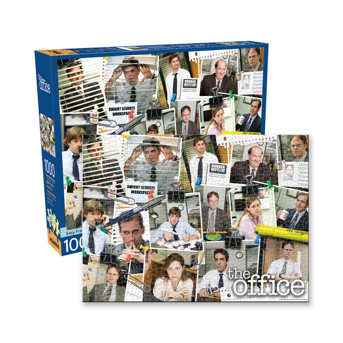 The Office Cast 1000pc Puzzle