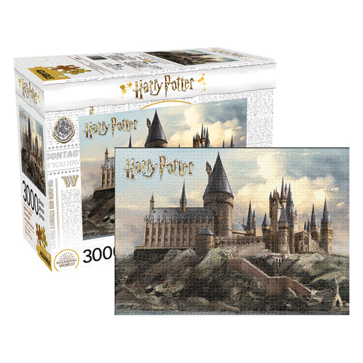 Harry Potter - Hogwarts Castle 3000pc Puzzle | Cookie Jar - Home of the Coolest Gifts, Toys & Collectables