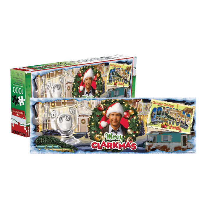 Christmas Vacation 1,000 pc Slim Puzzle | Cookie Jar - Home of the Coolest Gifts, Toys & Collectables