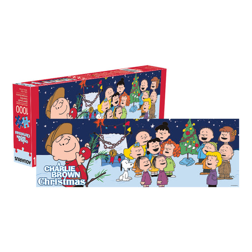 Charlie Brown Christmas 1,000 pc Slim Puzzle | Cookie Jar - Home of the Coolest Gifts, Toys & Collectables