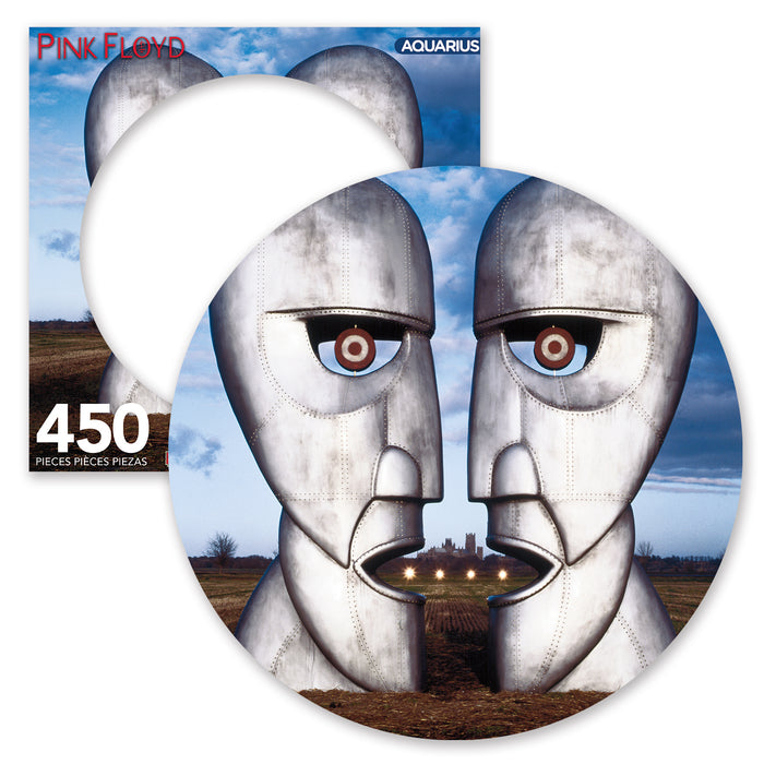 Pink Floyd - Division Bell 450pc Picture Disc Puzzle