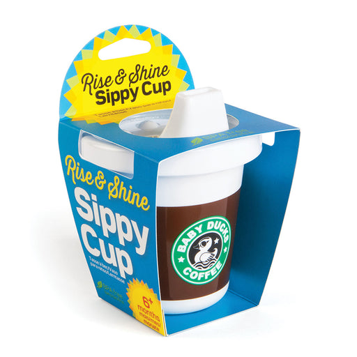 Rise and Shine Sippy Cup | Cookie Jar - Home of the Coolest Gifts, Toys & Collectables