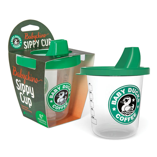 Babychino Sippy Cup | Cookie Jar - Home of the Coolest Gifts, Toys & Collectables