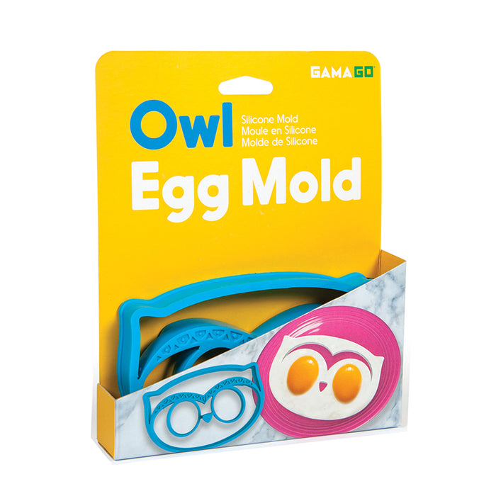 Owl Egg Mold | Cookie Jar - Home of the Coolest Gifts, Toys & Collectables