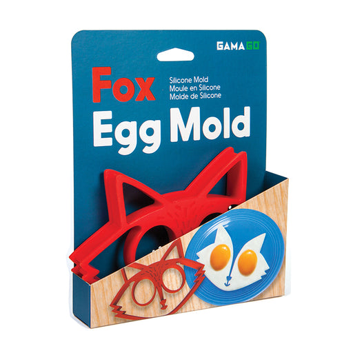 Fox Egg Mold | Cookie Jar - Home of the Coolest Gifts, Toys & Collectables