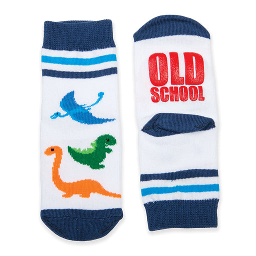Happy Feet Socks - Old School | Cookie Jar - Home of the Coolest Gifts, Toys & Collectables