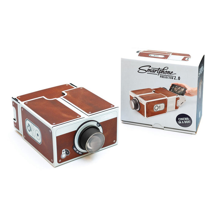 Luckies Smartphone Projector 2.0 | Cookie Jar - Home of the Coolest Gifts, Toys & Collectables
