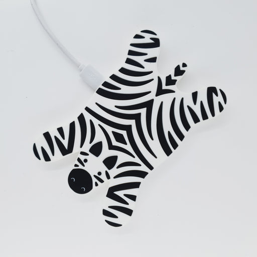Mustard - Zebra Wireless Phone Charger | Cookie Jar - Home of the Coolest Gifts, Toys & Collectables