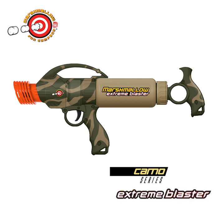 Camo Series Extreme Marshmallow Blaster | Cookie Jar - Home of the Coolest Gifts, Toys & Collectables