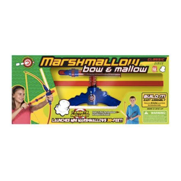 Classic Series Bow & Mallow Marshmallow Shooter | Cookie Jar - Home of the Coolest Gifts, Toys & Collectables