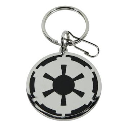Star Wars - Empire Logo Metal Keyring | Cookie Jar - Home of the Coolest Gifts, Toys & Collectables