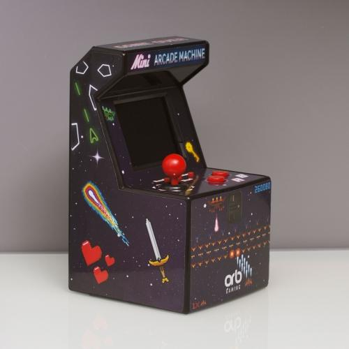 Orb Mini Arcade Machine | Cookie Jar - Home of the Coolest Gifts, Toys & Collectables