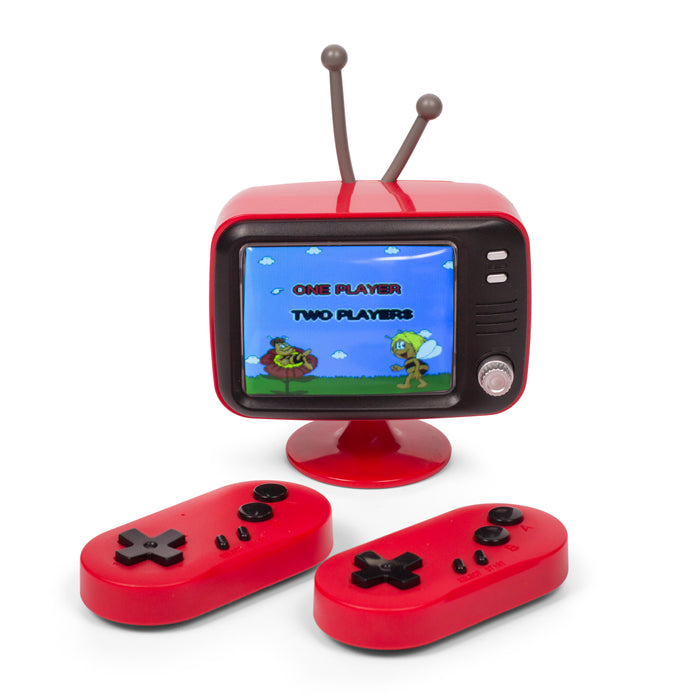 Orb Retro Mini TV Console | Cookie Jar - Home of the Coolest Gifts, Toys & Collectables