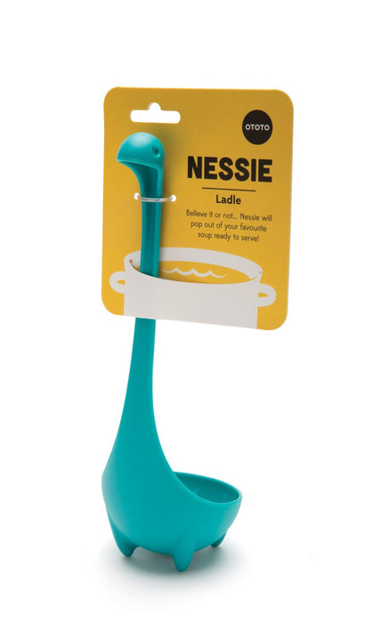 OTOTO Nessie Ladle | Cookie Jar - Home of the Coolest Gifts, Toys & Collectables