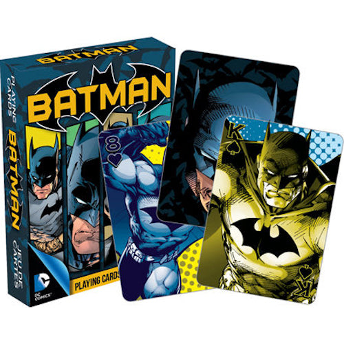 DC Comics - Batman Playing Cards | Cookie Jar - Home of the Coolest Gifts, Toys & Collectables