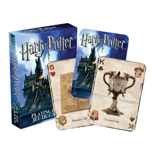Harry Potter - Symbols Playing Cards | Cookie Jar - Home of the Coolest Gifts, Toys & Collectables