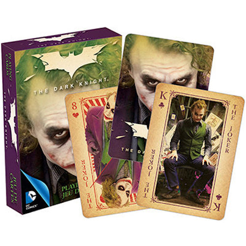 DC Comics The Joker Playing Cards | Cookie Jar - Home of the Coolest Gifts, Toys & Collectables