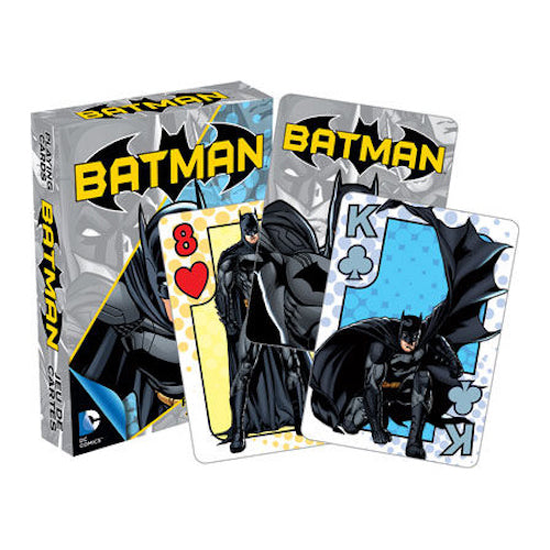 DC Comics Batman Youth Playing Cards | Cookie Jar - Home of the Coolest Gifts, Toys & Collectables