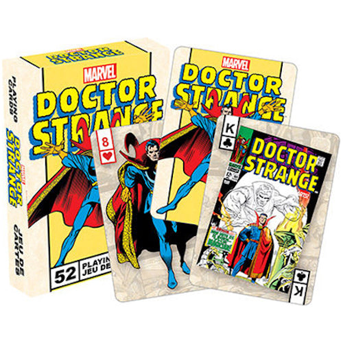 Marvel - Dr Strange Retro Playing Cards | Cookie Jar - Home of the Coolest Gifts, Toys & Collectables