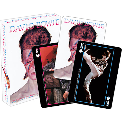 David Bowie Playing Cards | Cookie Jar - Home of the Coolest Gifts, Toys & Collectables