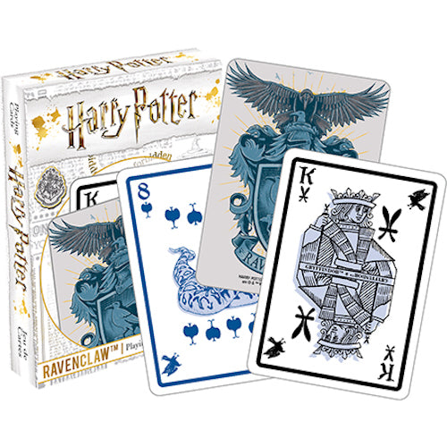 Harry Potter - Ravenclaw Playing Cards | Cookie Jar - Home of the Coolest Gifts, Toys & Collectables