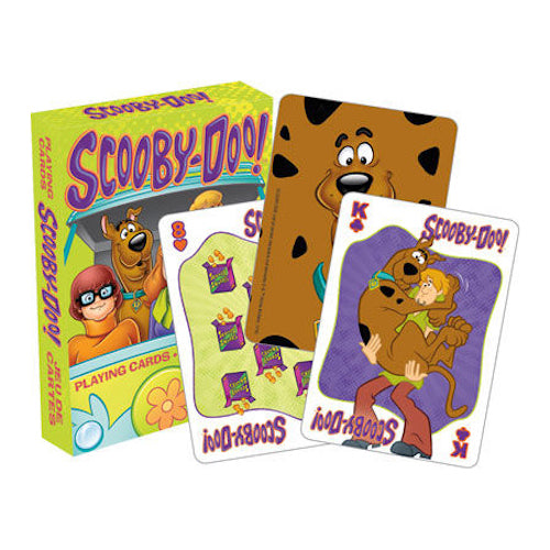 Scooby-Doo Playing Cards | Cookie Jar - Home of the Coolest Gifts, Toys & Collectables