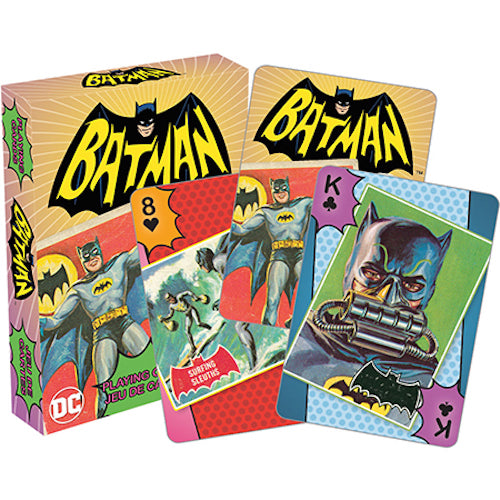 DC Comics - Batman TV Playing Cards | Cookie Jar - Home of the Coolest Gifts, Toys & Collectables