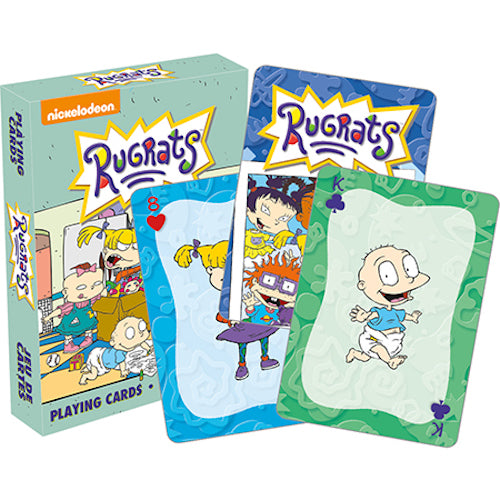 Rugrats Playing Cards | Cookie Jar - Home of the Coolest Gifts, Toys & Collectables