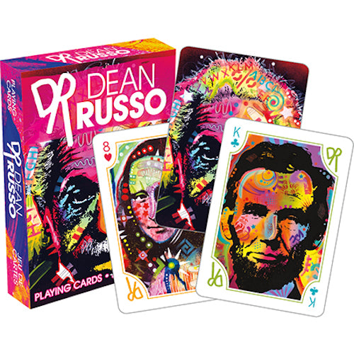 Dean Russo - Pop Culture Playing Cards | Cookie Jar - Home of the Coolest Gifts, Toys & Collectables