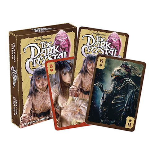 Dark Crystal Playing Cards | Cookie Jar - Home of the Coolest Gifts, Toys & Collectables