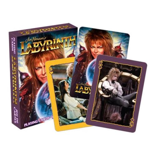 Labyrinth Playing Cards | Cookie Jar - Home of the Coolest Gifts, Toys & Collectables