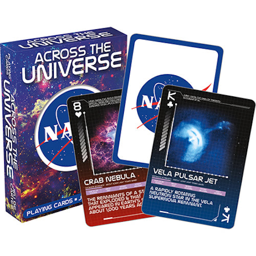 NASA Universe Playing Cards | Cookie Jar - Home of the Coolest Gifts, Toys & Collectables