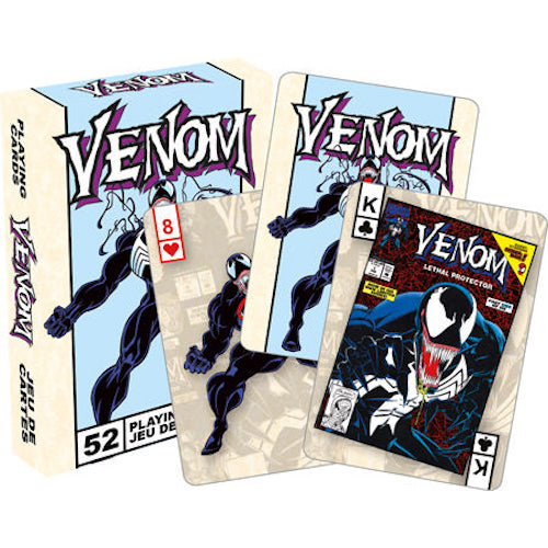 Marvel - Venom Retro Playing Cards | Cookie Jar - Home of the Coolest Gifts, Toys & Collectables