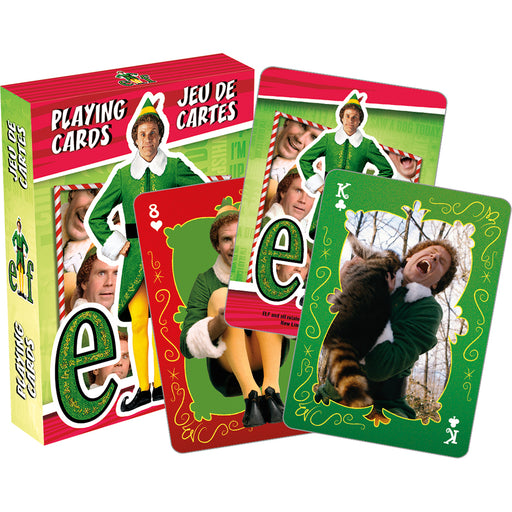 Elf - Buddy Playing Cards | Cookie Jar - Home of the Coolest Gifts, Toys & Collectables