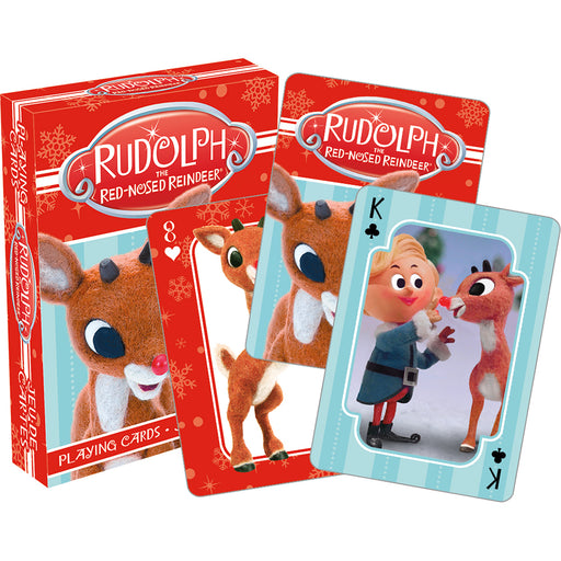 Rudolph - Photos Playing Cards | Cookie Jar - Home of the Coolest Gifts, Toys & Collectables