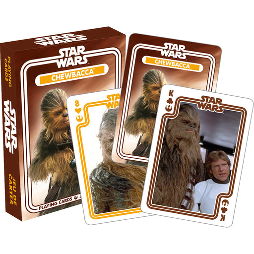 Star Wars Ð Chewbacca Playing Cards | Cookie Jar - Home of the Coolest Gifts, Toys & Collectables