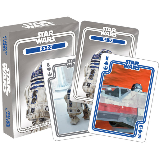 Star Wars - R2-D2 Playing Cards | Cookie Jar - Home of the Coolest Gifts, Toys & Collectables