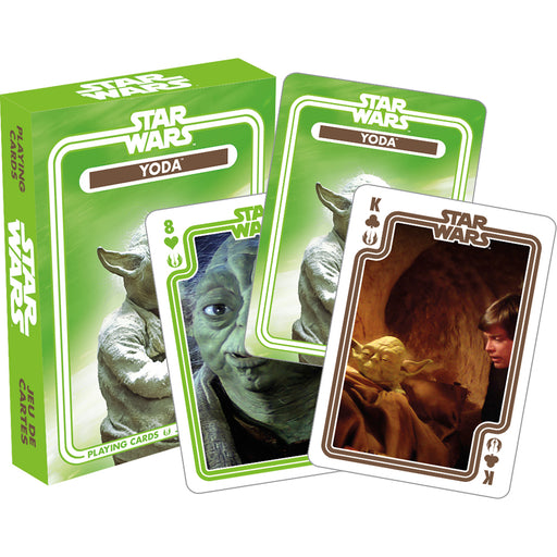 Star Wars Ð Yoda Playing Cards | Cookie Jar - Home of the Coolest Gifts, Toys & Collectables